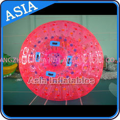 চীন Human Sized Inflatable Zorb Ball , Water Zorb , Snow Zorb কারখানা