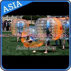 চীন 1.5m Inflatable Bumper Ball , Bubble ball soccer , Inflatable soccer bubble , bubble football কারখানা