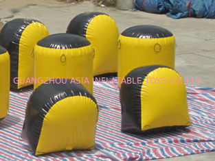 চীন Inflatable Paintball Bunker BUN31 Used on the Inflatable Bunkers কারখানা