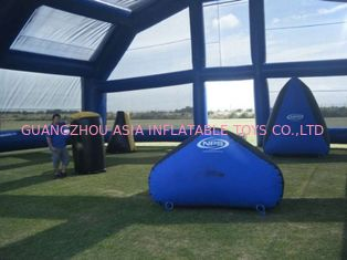 চীন Water Proof Inflatable Paintball Arena ARENA07 with Durable Anchor Rings কারখানা