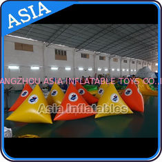 চীন Customized Simple Floating Inflatable Buoys For Aqua Park কারখানা
