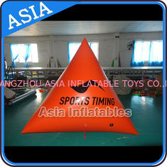 চীন Inflatable Promoting Buoy , Inflatable Swim Buoys For Ocean Or Lake কারখানা