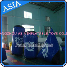চীন Safety Inflatable Water Buoy For Water Park কারখানা