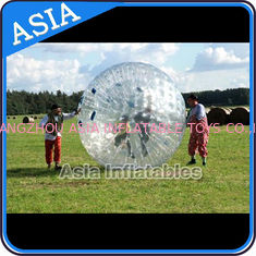 চীন 2.5m Children Human Hamaster Inflatable Zorb Ball , Grass Roller Ball কারখানা