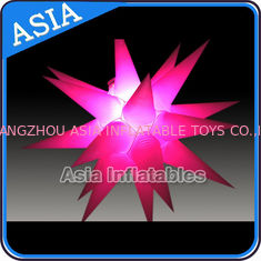 চীন Factory Direct Special Inflatable Lighting Star for Wedding Decoration কারখানা