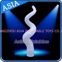চীন LED Inflatable Lighting Cone Decoration Lighting Cone, Inflatable Cone কারখানা