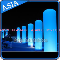 চীন LED Inflatable Pillar Lighting Decoration, Inflatable Light Column কারখানা
