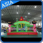 Inflatable Angry Bird Bouncer Slide Palyground / Inflatable Angry Bird Jumping Bouner Castle Combo সরবরাহকারী