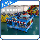 5ml Commercial Inflatable Bouncer Circus Bounce Playground Fun City সরবরাহকারী