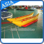 Water Games Inflatable Boats Double Tubes Flying Fish Inflatable Banana Boat সরবরাহকারী
