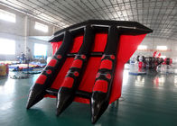 Customized Logo Towable Inflatables / Inflatable Flying Fish For Sea সরবরাহকারী