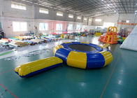 Rave Aqua Jump Eclipse Water Parks , Inflatable Water Games Chinese Supplier সরবরাহকারী