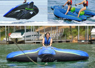 2 Person Flying Manta Ray Towable Inflatables For Water Park OEM সরবরাহকারী