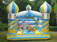 Fantasy Inflatable Bouncy Castles ,Inflatable Amusement Park For Children সরবরাহকারী
