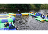 Amazing Inflatable Water Parks Projects For Adults And Kids CE UL সরবরাহকারী