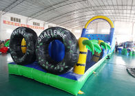 Amusement Park Use Inflatable Circus, Inflatable Obstacle Challenges Game সরবরাহকারী