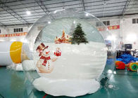 Customize TPU Inflatable Bubble House for Show সরবরাহকারী