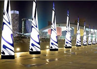 LED Light Inflatable Standing Cone,Lighting Decoration Inflatables সরবরাহকারী