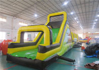 Children Inflatable Rock Climbing Wall, Inflatable Obstacles Challenge Games সরবরাহকারী