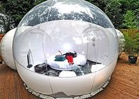 Custom Made Clear PVC Infaltable Bubble Tent for Outdoor Camping সরবরাহকারী