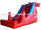 Hot Sale Inflatable Slide In Spiderman Shape For Kids Party Or Holiday সরবরাহকারী