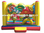 commercial inflatable combo for sale সরবরাহকারী