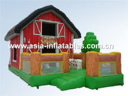 PVC inflatable combos/ inflatable jumping castle bouncy house combo সরবরাহকারী