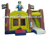 2014 Hot sale Inflatable bouncer house Inflatable combo with slide সরবরাহকারী