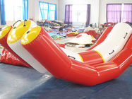 Summer Inflatable Water Sports , Single Multi-Color Inflatable Water Totter সরবরাহকারী