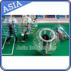 Transparent 1.8m Body Zorbing Bubble Bumper Sumo Balls For Big Man Soccer Games সরবরাহকারী
