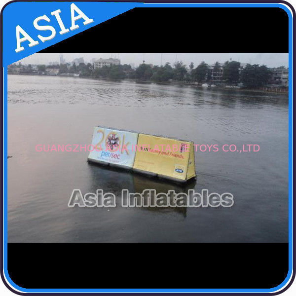 Floating Customized Advertising Inflatables Billboard for Advertisment সরবরাহকারী