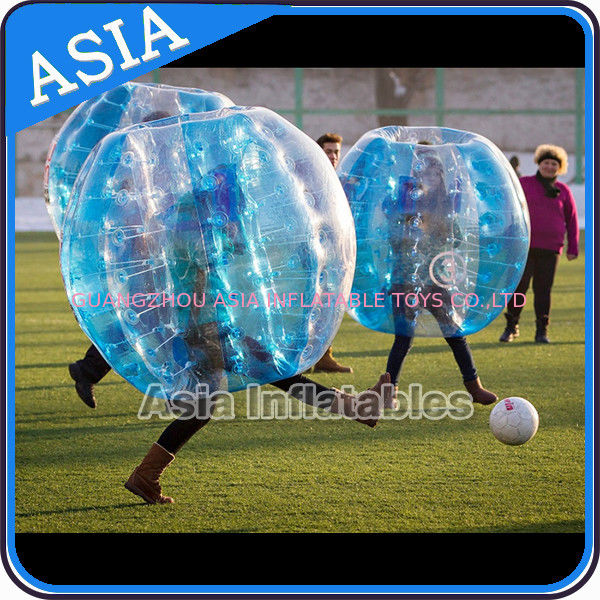 Colorful Inflatable Bumper Ball , Bubble soccer , Inflatable ball suit , Wholesale ball pit balls সরবরাহকারী
