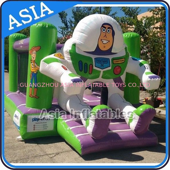 Outdoor Inflatable Toys Bouncer Jumping Castle For Children Park Games সরবরাহকারী