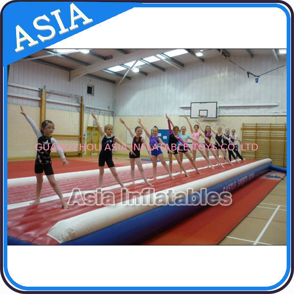 Constant Blower Inflatable Air Gym Matress For Dancing And Training সরবরাহকারী
