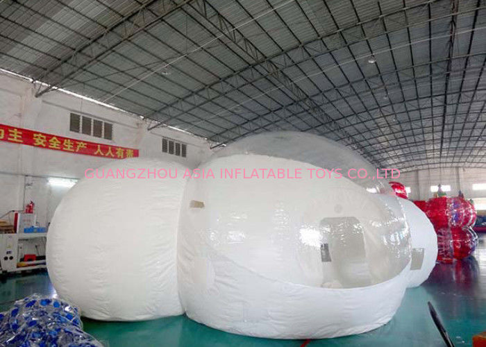 Hiqh Quality Durable Inflatable Camping Bubble Tent for sale সরবরাহকারী