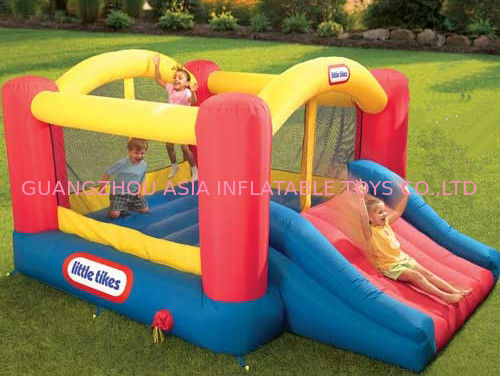 3ml Inflatable Amusement Park With Mini Bouncer For Adult And Children সরবরাহকারী