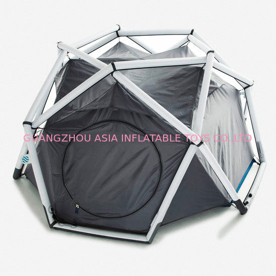 Fashion and Modern Inflatable Camping Tent With Metal Frame সরবরাহকারী