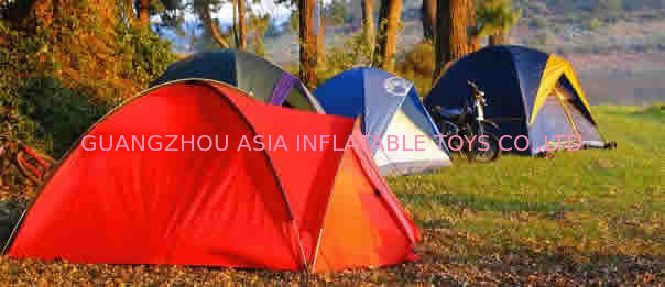 Promotional Inflatable Camping Tent on Sale সরবরাহকারী