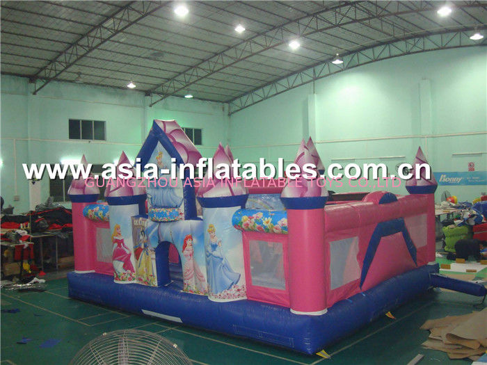 Durable combo/princess inflatable combo/mages inflatable combo সরবরাহকারী