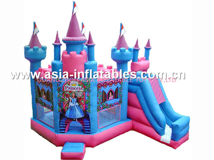 2014 inflatable princess castle,bouncy castle,inflatable combo সরবরাহকারী