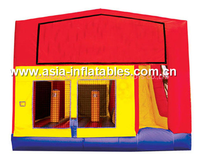 Popular Inflatable Bouncy Castle Inflatables China / Inflatable Combo for Kids সরবরাহকারী