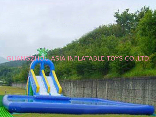 2014 Commercial Inflatable Water Park Kids Inflatable Pool with Slide for Outdoor Using সরবরাহকারী