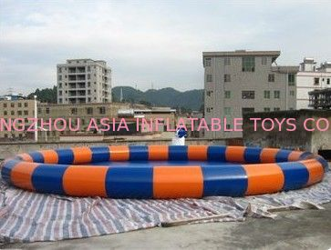 Homeusing Circular Water Park Kids Inflatable Pool for sale সরবরাহকারী