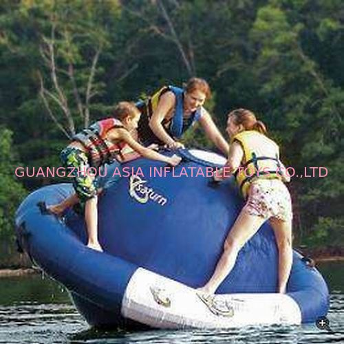 Inflatable Water Floating UFO For Water Park Amusment Sports Games সরবরাহকারী