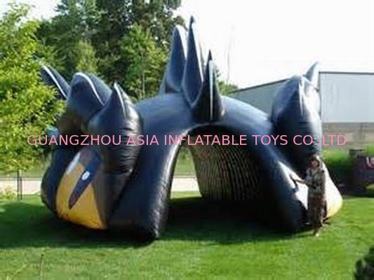 New Design Inflatable Arches Door, Inflatable Tunnel For Advertising সরবরাহকারী