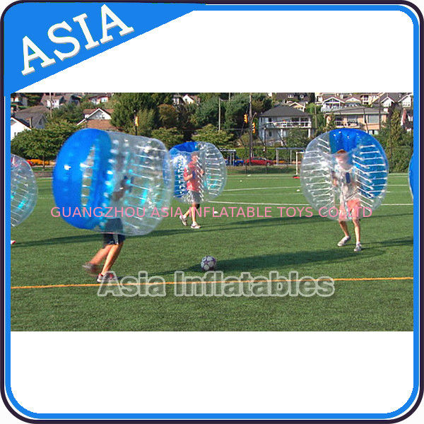 Funny And Crazy Human Bubble Ball With Best 1.0mm Tpu For Soccer Competition সরবরাহকারী