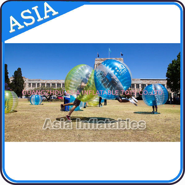 Fashionable Body Soccer Ball / Body Football Bubble For Retail সরবরাহকারী