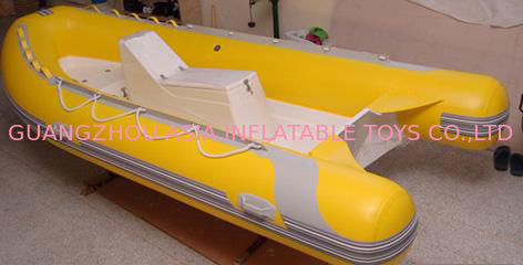 0.9mm PVC Tarpaulin Durable Rigid Hull Inflatable boat for sale সরবরাহকারী
