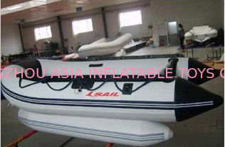 Inflatable Sports Boat in water parks with U tube সরবরাহকারী