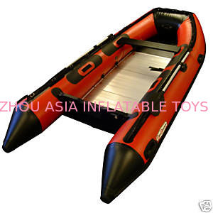 Inflatable Sports Boat Play On Water Park,  On the Pool ,  On the Ocean , On the Lake সরবরাহকারী